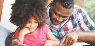 تربية الأب