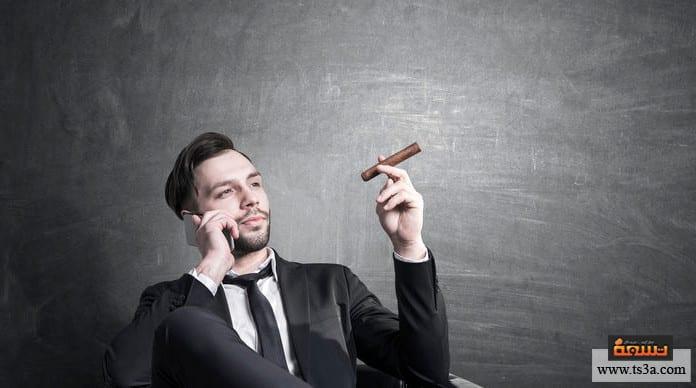 جاذبية التدخين