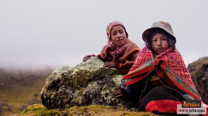 حضارة الإنكا الهرم الاجتماعي في حضارة الإنكا