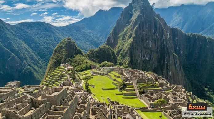 حضارة الإنكا حضارة الإنكا والأزتيك والمايا