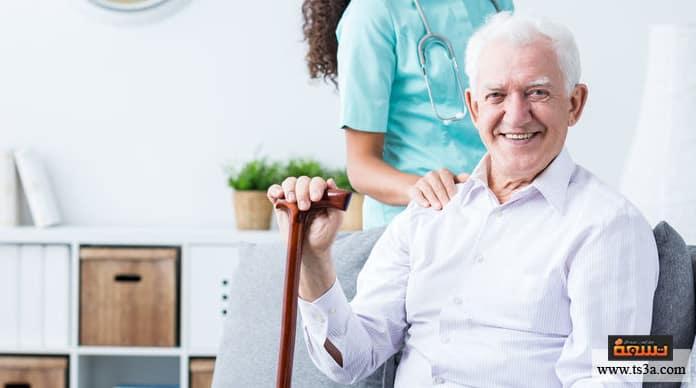 دور المسنين جهود الدولة في توفير دور للمسنين جيدة ومريحة