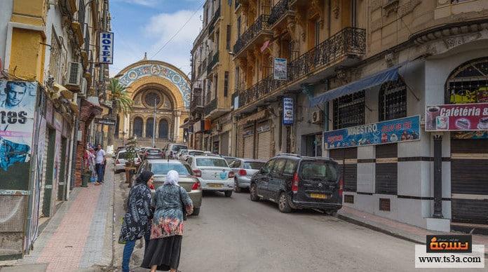 رمضان في الجزائر رمضان في الجزائر العاصمة