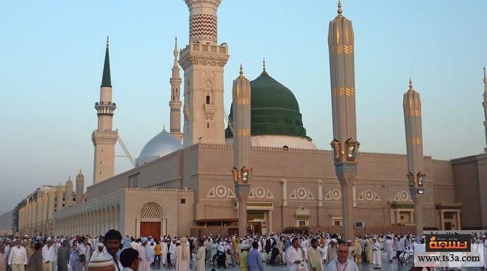 رمضان في السعودية رمضان في المدينة المنورة