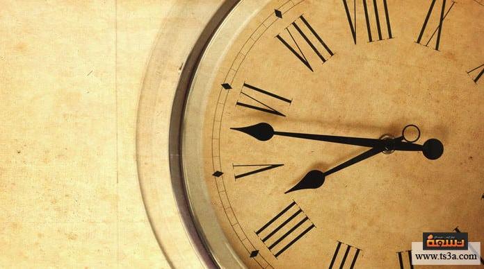 سرقة الحياة تنظيم الوقت هو حارسك الشخصي