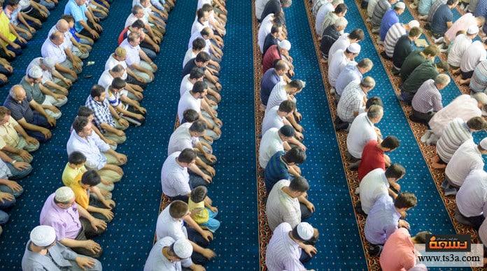صلاة المغرب في رمضان