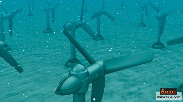 طاقة المد والجزر تعريف المد والجزر باختصار