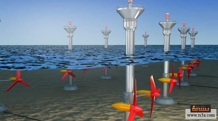 طاقة المد والجزر