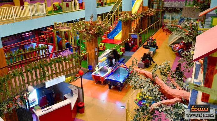 مشروع ألعاب أطفال مشروع ألعاب أطفال في مول