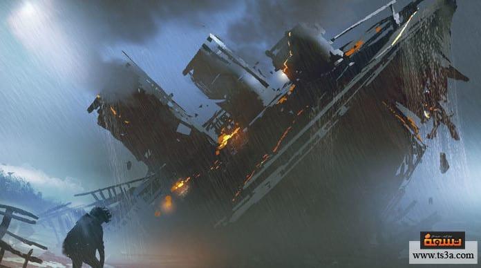 مغادرة السفينة قبل الغرق يمكن للتردد أن يغرقك أكثر