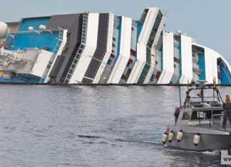 مغادرة السفينة قبل الغرق