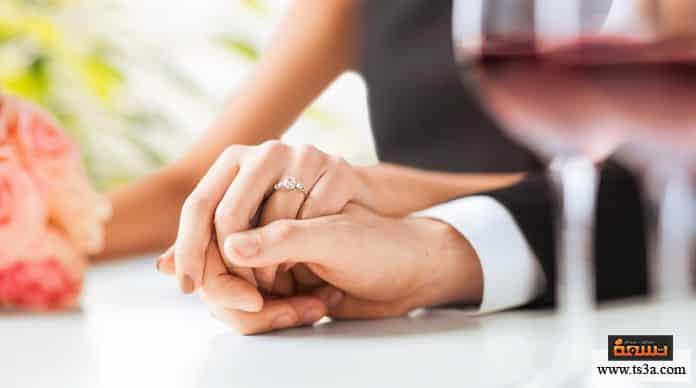 نسيان عيد الزواج توقعات الزوجة لعيد الزواج