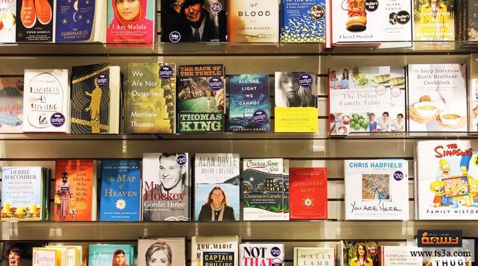 هوس شراء الكتب هوس شراء الكتب