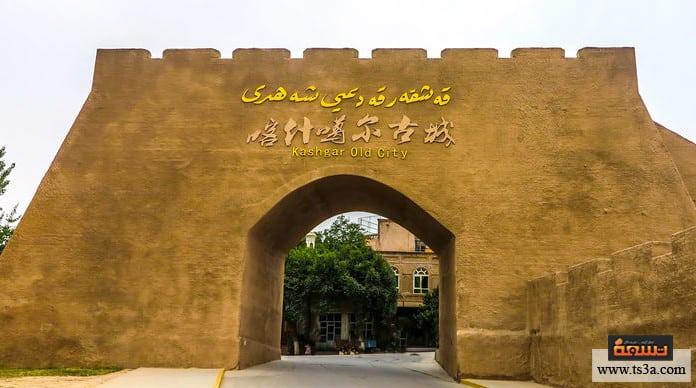 وصول الإسلام للصين طرق وصول الإسلام للصين