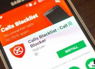 Call Blacklist