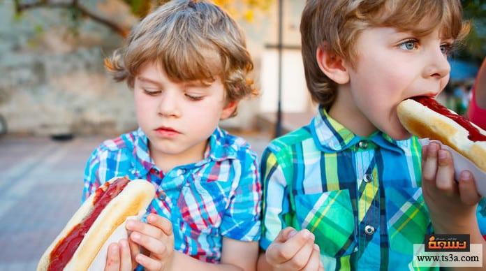 أسلوب تناول الطعام أسلوب تناول الطعام وعلاقته بشخصية الطفل