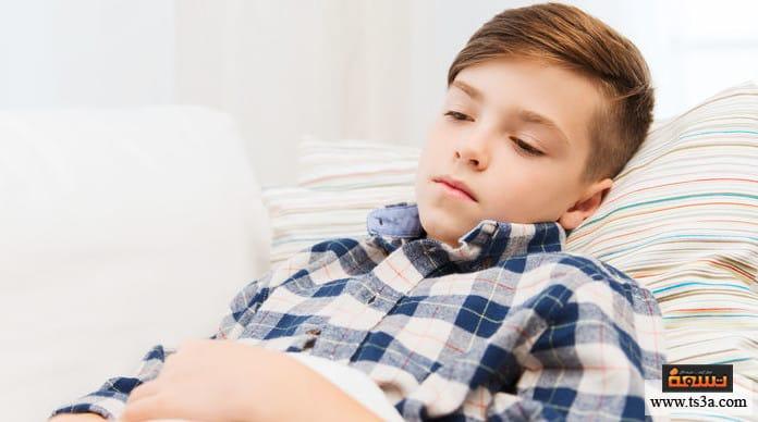 أعصاب المعدة أعراض أعصاب المعدة