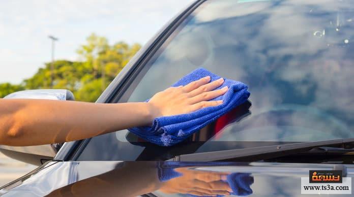 إزالة ملصقات السيارات طريقة إزالة السيليكون من السيارة