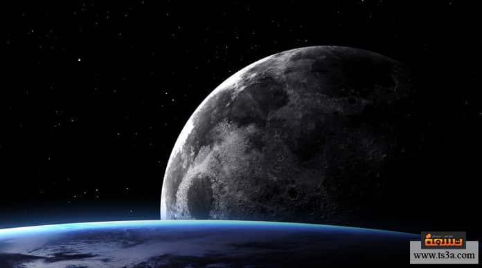 الأرض بدون قمر انحراف محور دوران الأرض