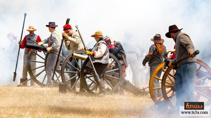 الحرب الأهلية الأمريكية نهاية الحرب الأهلية الأمريكية وإعادة الوحدة