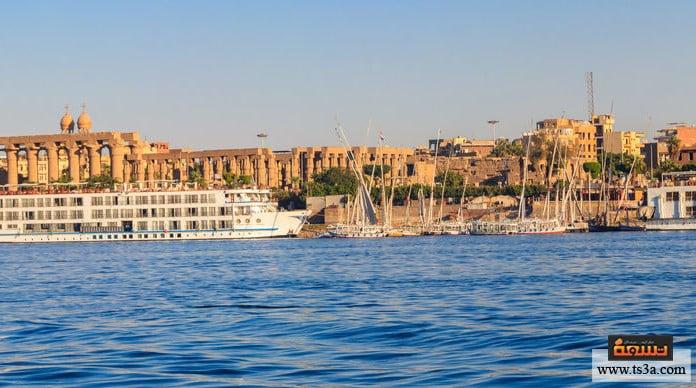 السياحة في الأقصر أفضل الفنادق أثناء السياحة في الأقصر