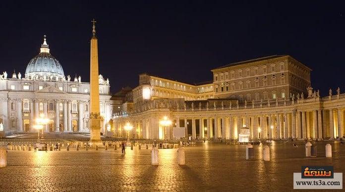 السياحة في الفاتيكان السياحة في الفاتيكان والمزارات الدينية