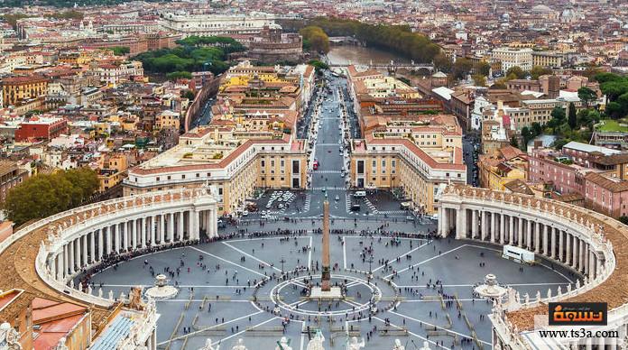 السياحة في الفاتيكان السياحة في الفاتيكان