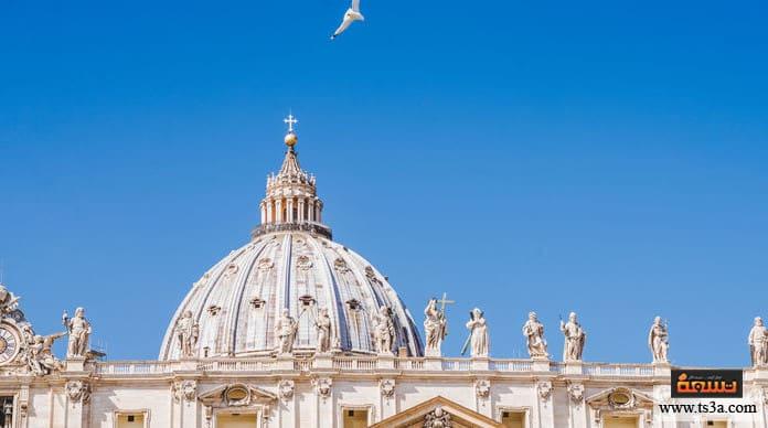 السياحة في الفاتيكان