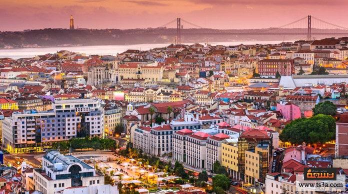 السياحة في لشبونة أماكن السياحة في لشبونة