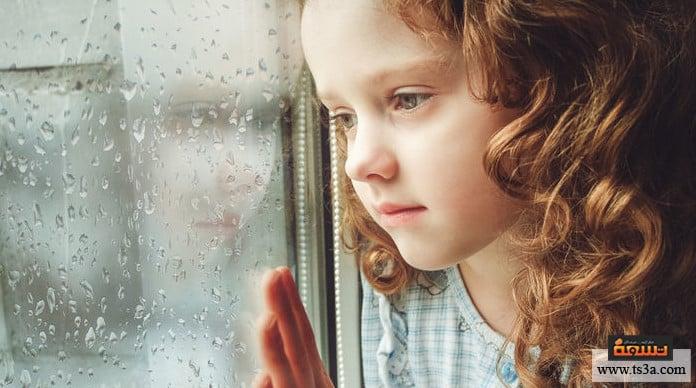 الطفل الكفيف مراحل فقد الطفل الكفيف لبصره