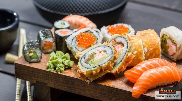 المطبخ الياباني أشهر أكلات المطبخ الياباني