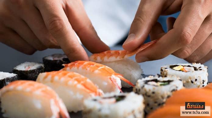 المطبخ الياباني أغرب أطباق المطبخ الياباني