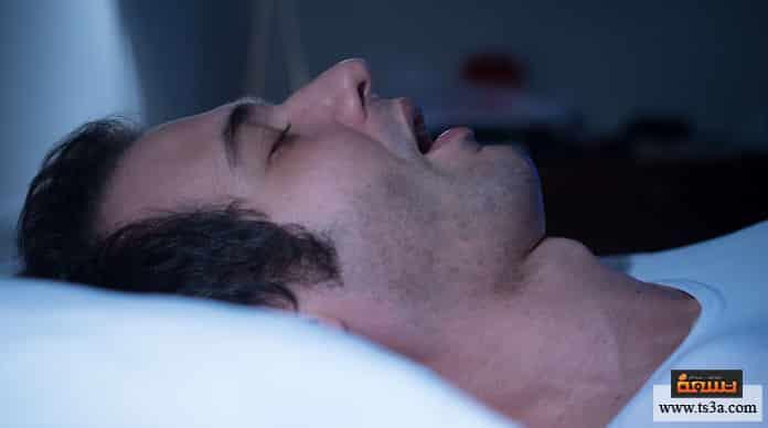 الموت أثناء النوم الغرق الجاف أبشع طرق الموت أثناء النوم