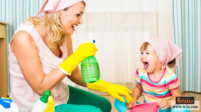 تعليم الطفل النظافة تعليم الطفل النظام