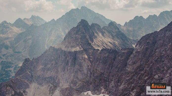 تكون الجبال تكون الجبال البركانية