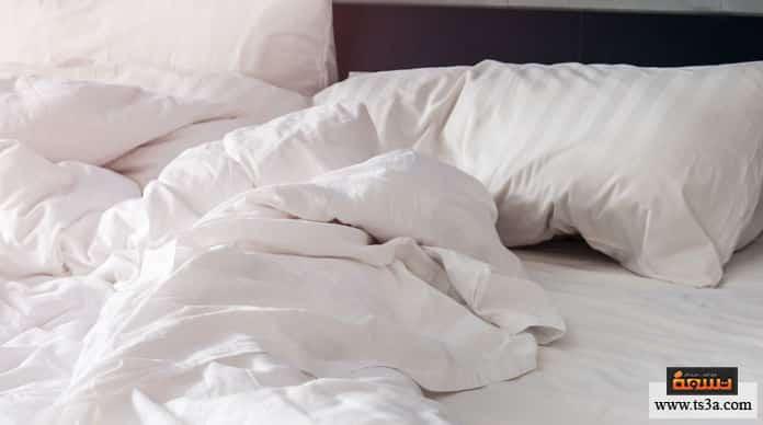 تنظيف مرتبة السرير تنظيف مرتبة السرير من البول