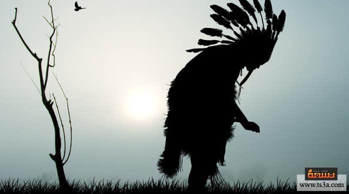 زعماء الهنود الحمر الزعيم بلاك هوك