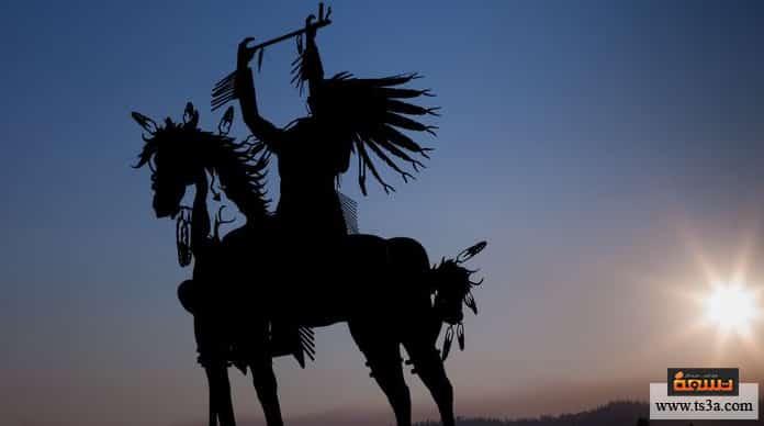زعماء الهنود الحمر الزعيم فيكتوريو