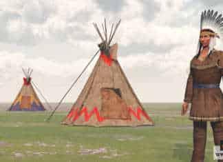 زعماء الهنود الحمر