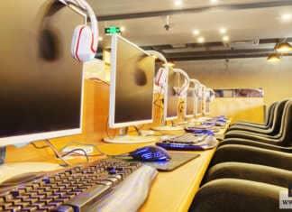 مقهى إنترنت
