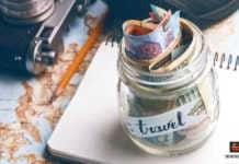 حمل المال أثناء السفر
