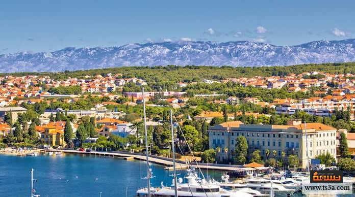 زيارة أوروبا زادار (كرواتيا)