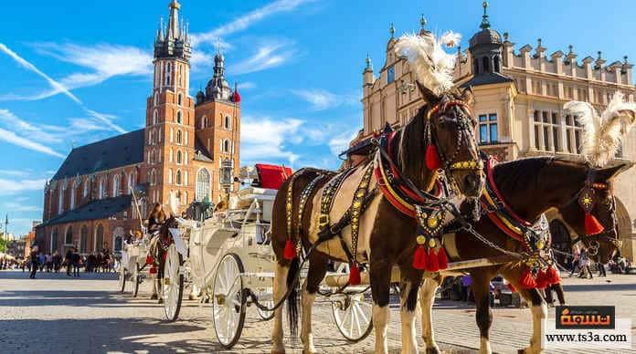 زيارة أوروبا كراكوف (بولندا)