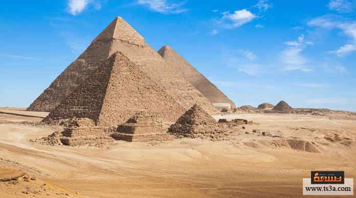 أسرار الثوم الثوم ساهم في بناء الأهرامات