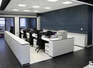 الأثاث المكتبي
