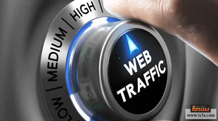 الحفاظ على الزوار قم بوضع عبارات ملفتة تحث المستخدم على اتخاذ إجراء تفاعلي في موقعك