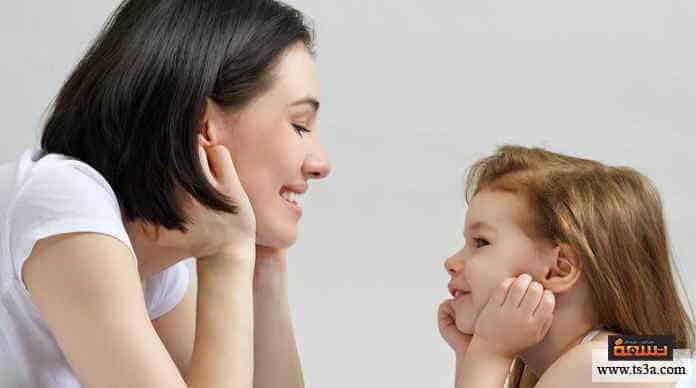 تعليم الطفل الاستقلالية الوصول إلى الحلول مع الطفل