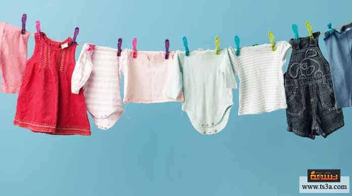 تعليم الطفل الاستقلالية خلع الملابس