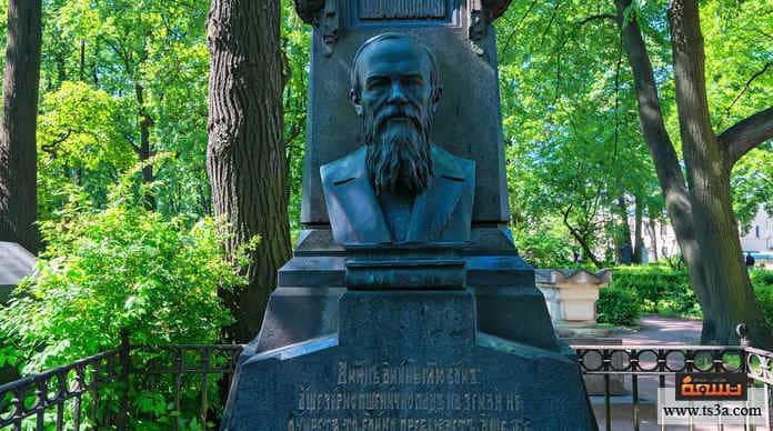 روايات روسية فيودور ديوستوفسكي - الجريمة والعقاب (1867)