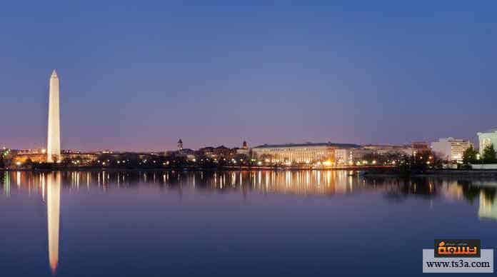 نصب واشنطن لم يكن أول نصب بني في شرف جورج واشنطن
