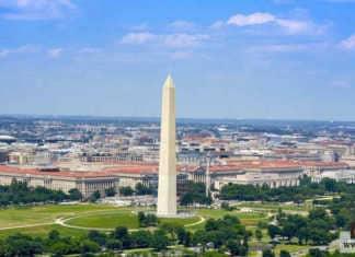 نصب واشنطن